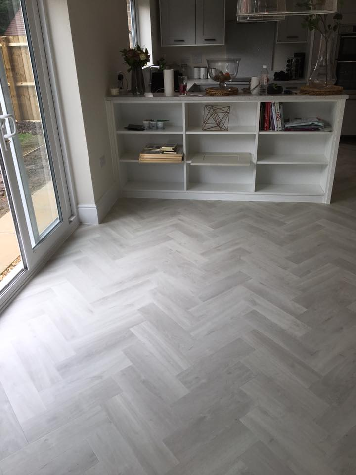 Karndean Van Gogh White Washed Oak Total Flooring Telford