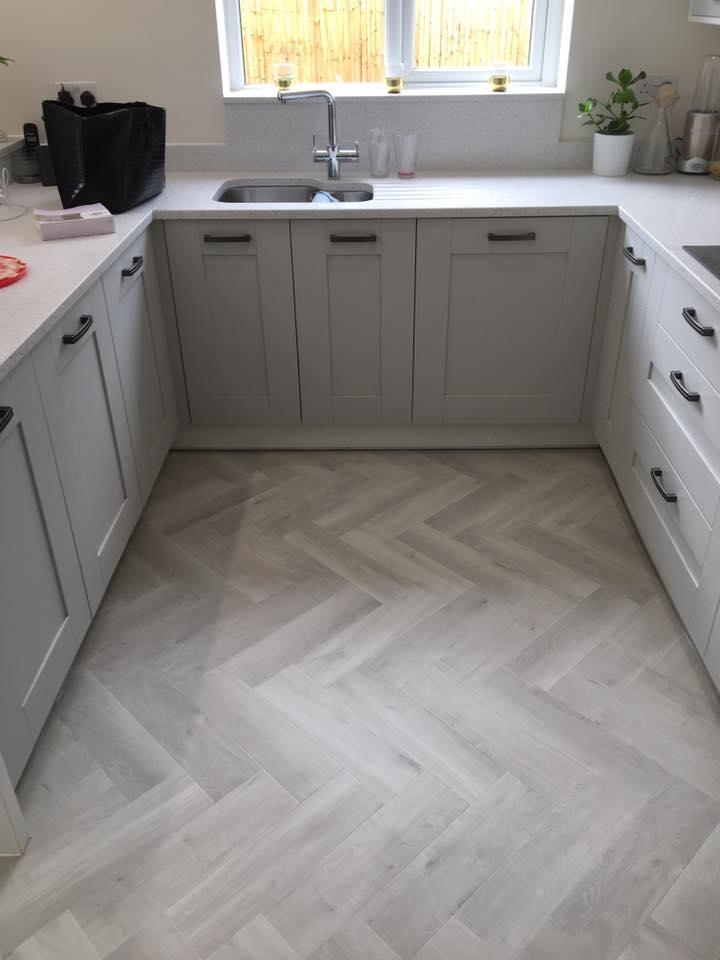 Karndean Van Gogh White Washed Oak Total Flooring Telford